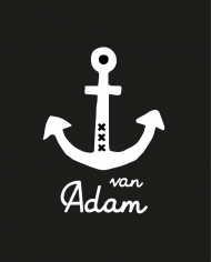 Anchor van adam zwart